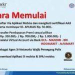 Cara join Daftar 3i Networks